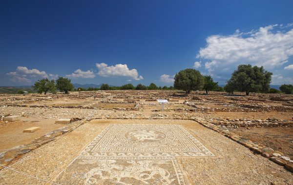 Ancient Olynthos