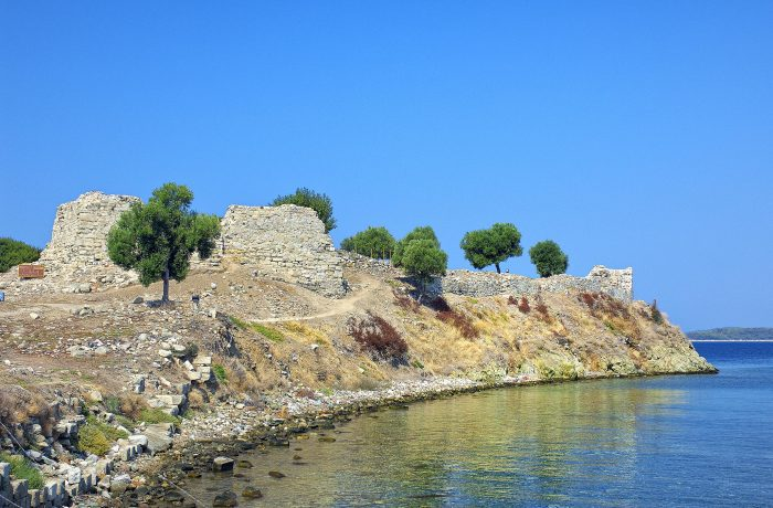 Ancient town Toroni