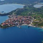 Port of Ammouliani island