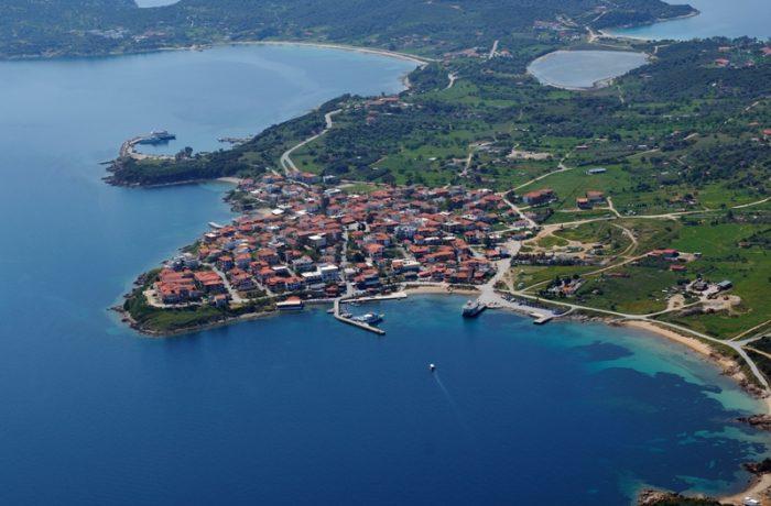Ammouliani island