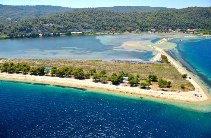 Livari lagoon