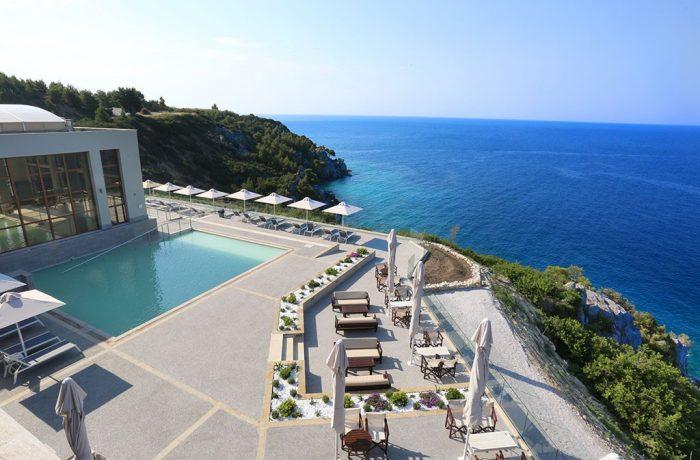 Natural Thermal Spa of Agia Paraskevi