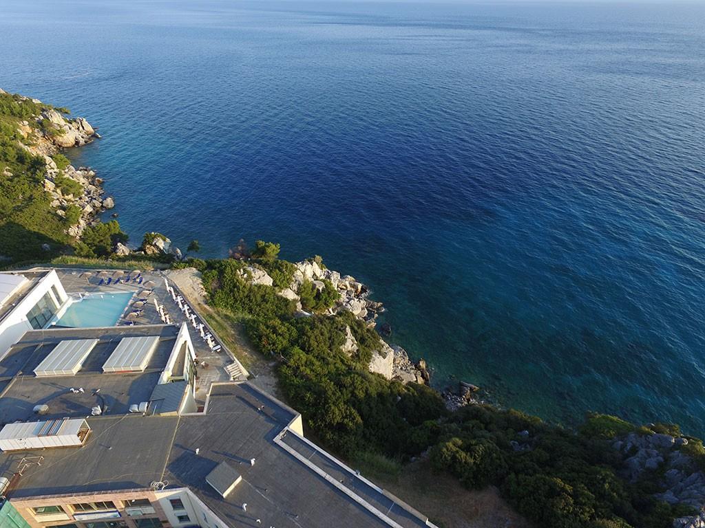 View from Thermal Spa at Halkidiki