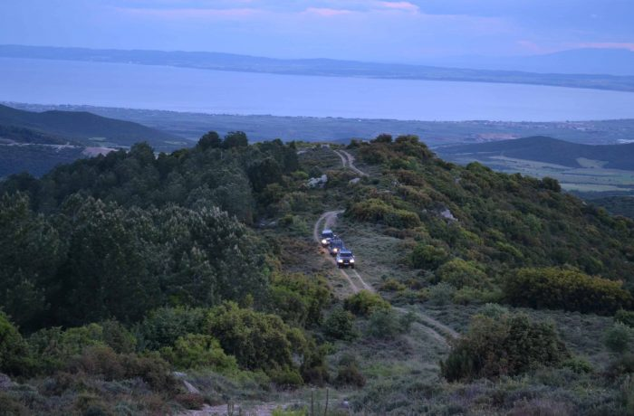 Jeep Safari in Central Halkidiki