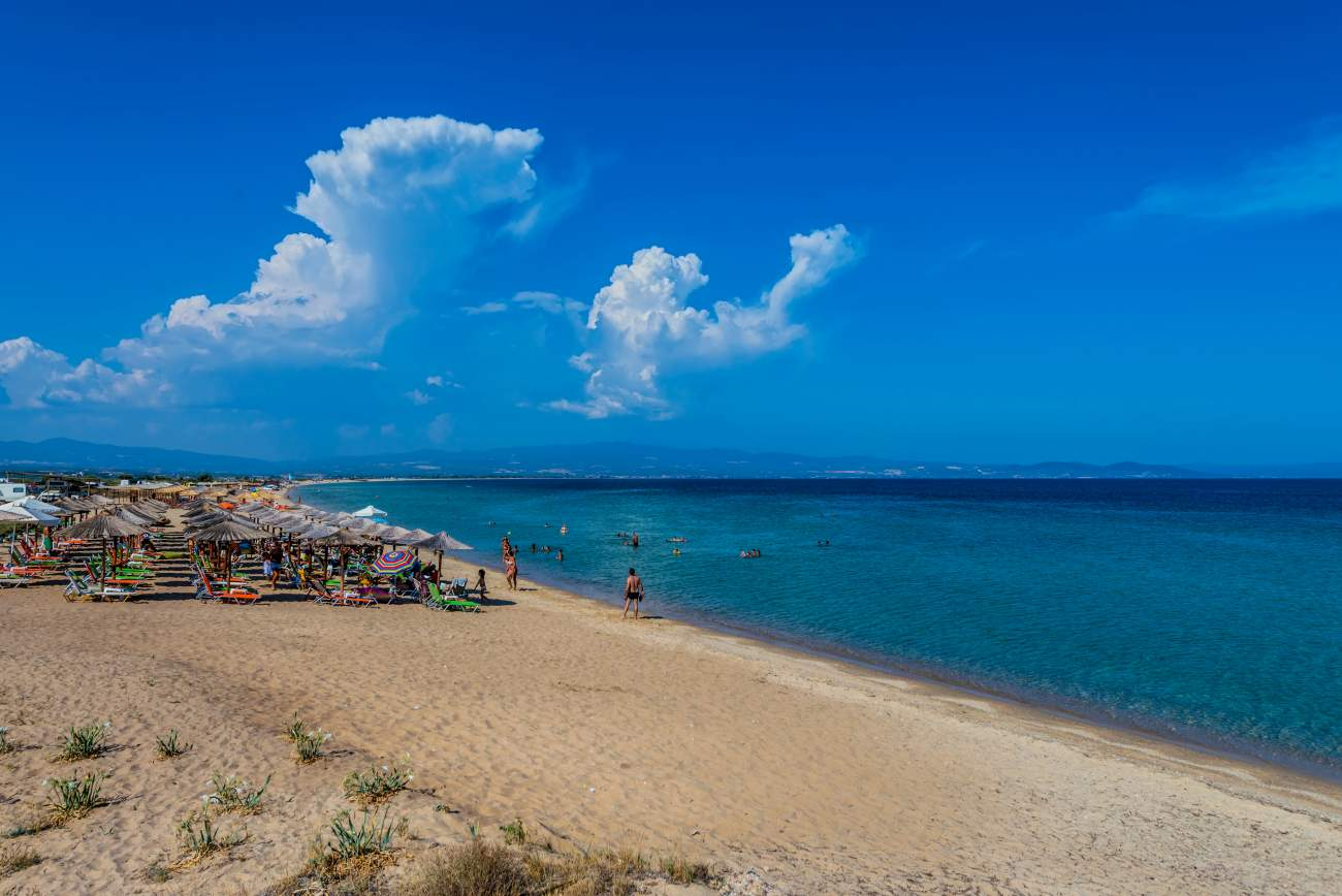 Agios Mamas beach