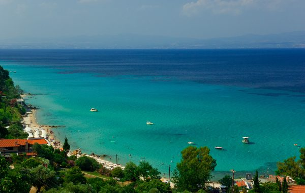 Athitos beach