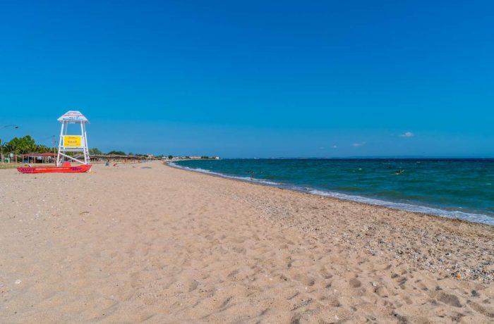 Dionisiou beach