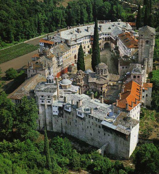 The Holy Monastery of Chilandar