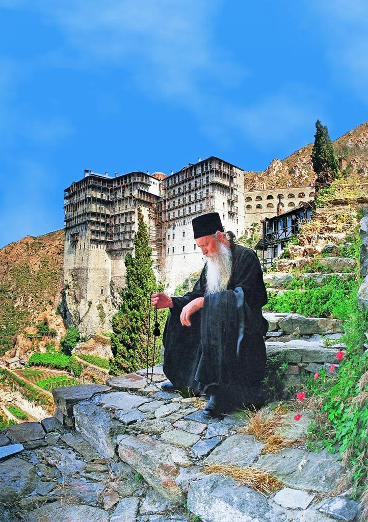Halkidiki-Pilgrim_MountAthos