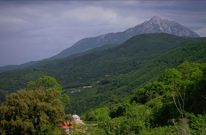 Mountain Athos