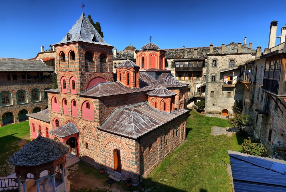 The Holy Monastery of Philotheou