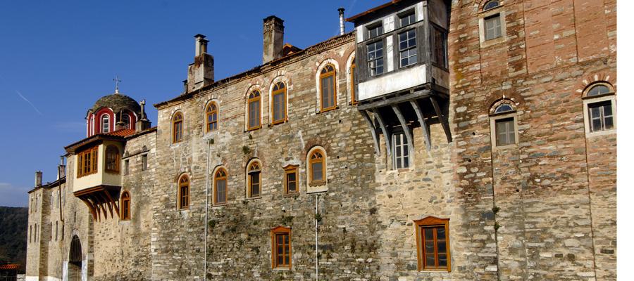 The Holy Monastery of Konstamonitou