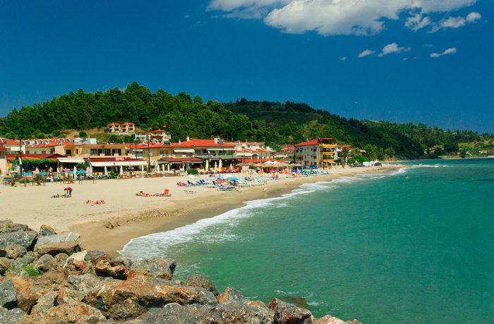 Nea Skioni beach