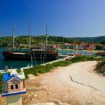 Cruise depart daily from Ormos Panagias