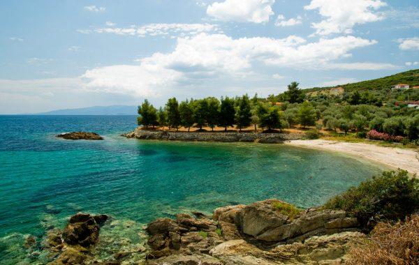 Akti Salonikiou beach