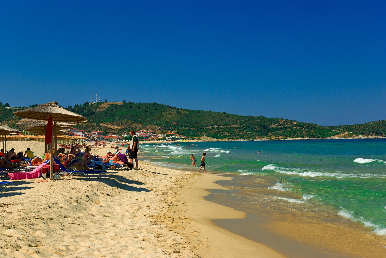 Sarti beach | Halkidiki