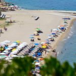 Koutloumousi beach facilities