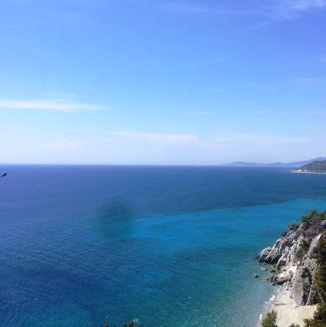 Agias Paraskevi/Loutra beach