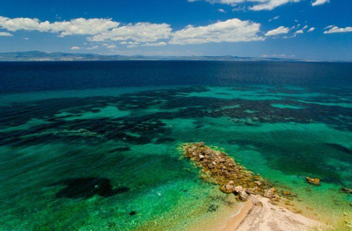 Nea Fokea beach