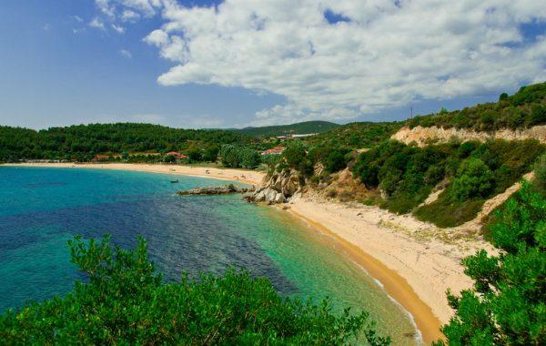 Aretes beach
