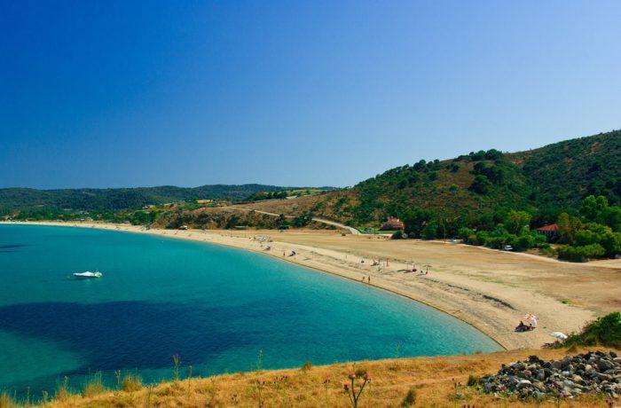 Trani Ammouda beach (Ormos Panagias)