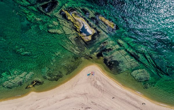 Kakoudia beach