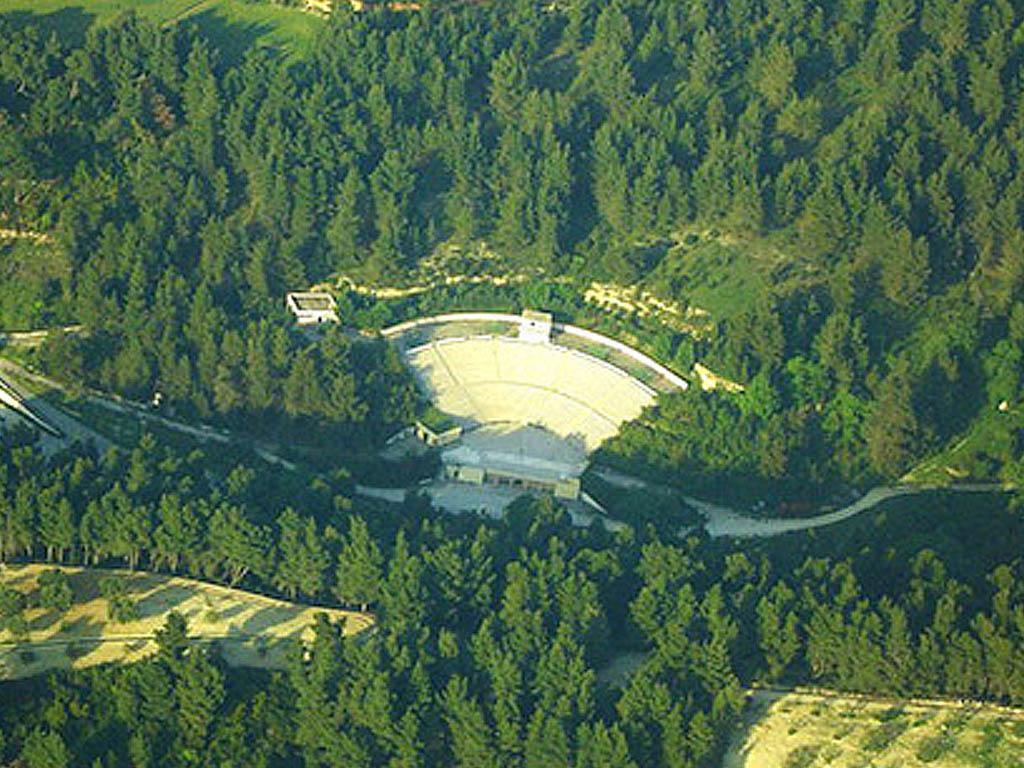 Open amphitheatre of Siviri - Kassandra festival venue