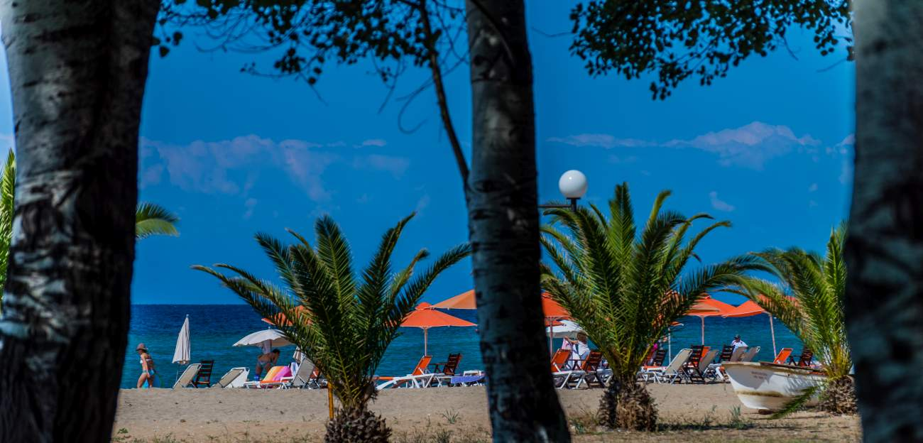 Nea Plagia beach
