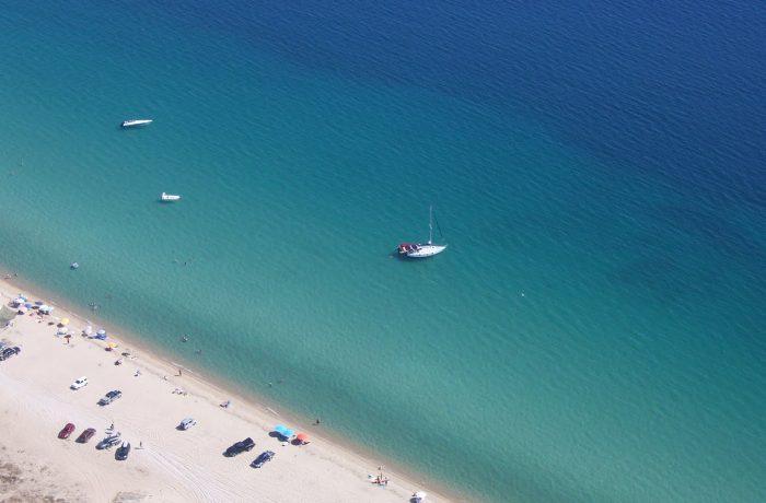 Nea Heraklia beach