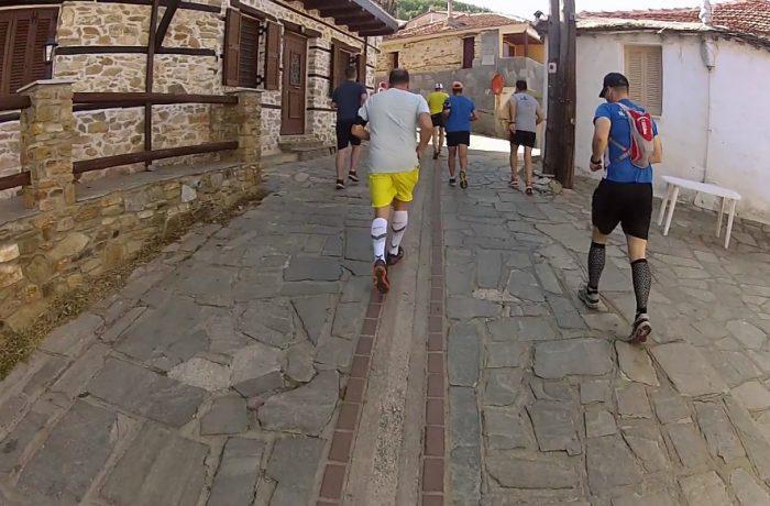 Vavdos village