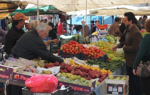 Open Farmer Street Markets