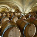 Cellar of Halkidiki's wineries