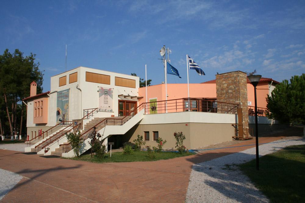 Cultural center of Ierissos