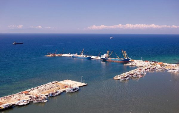 Port & Touristic Marina of Nea Moudania