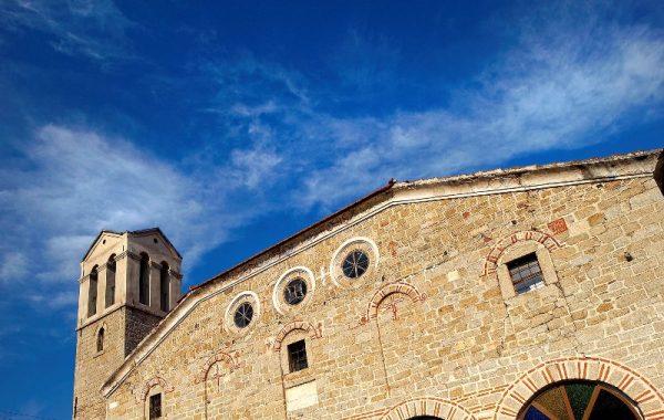 Old churches in Halkidiki