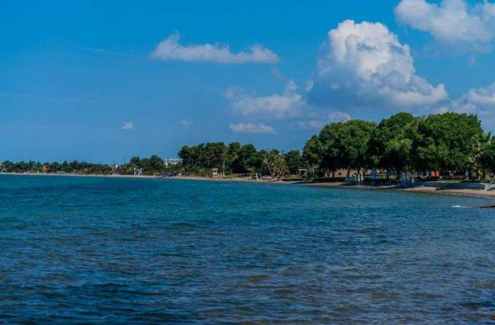 Nea Triglia beach