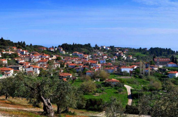 Agia Paraskevi village
