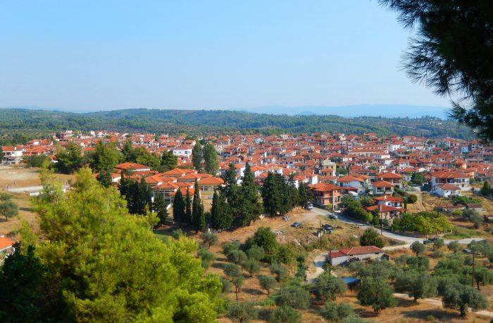 Agios Nikolaos village