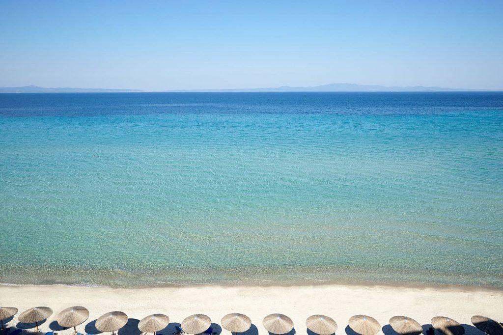 Ammon Zeus beach