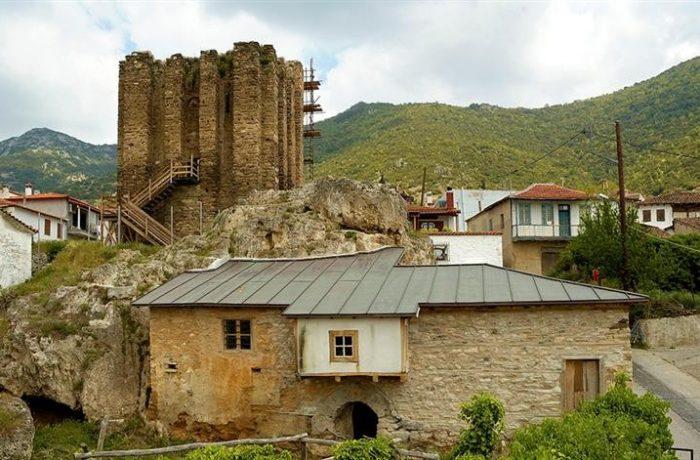 Galatista village