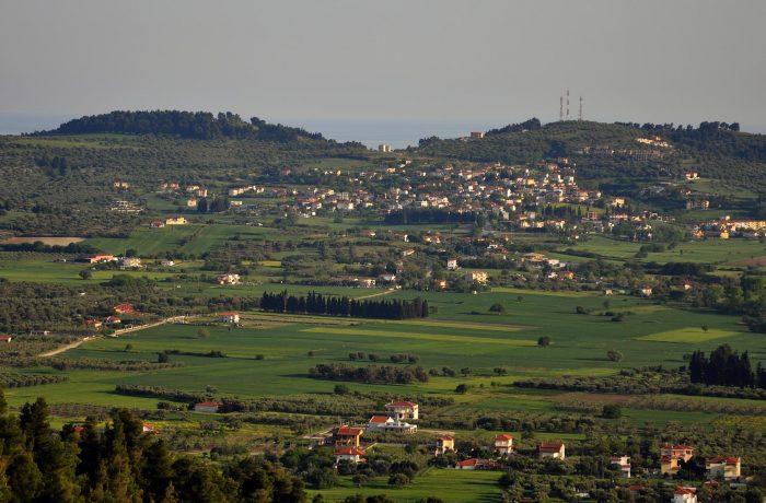 Kalandra village