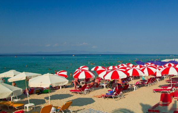 Polychrono beach