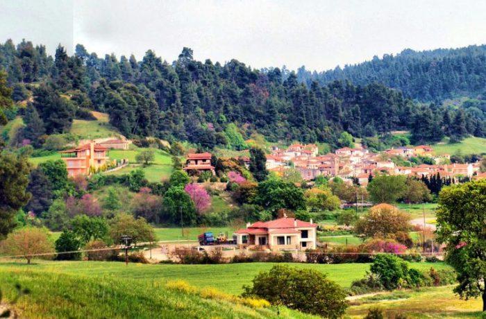 Kassandrino village