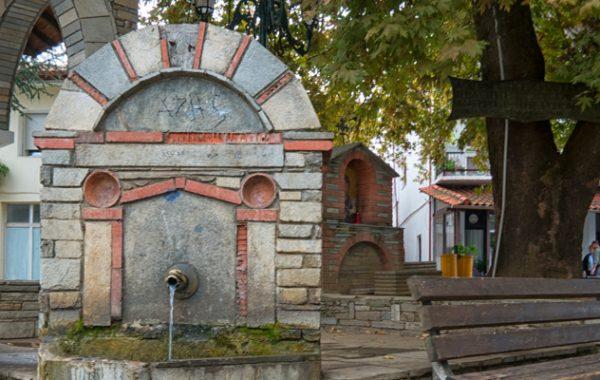 Paleochora village