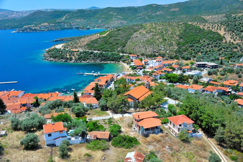 Pyrgadikia village