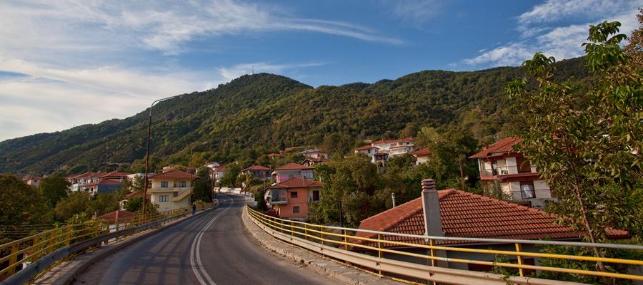 Stratoniki village