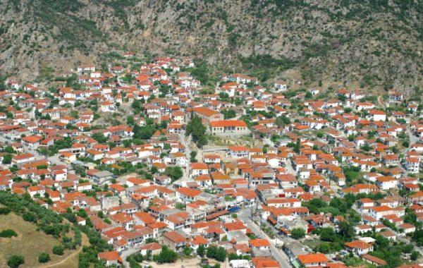 Sykia village