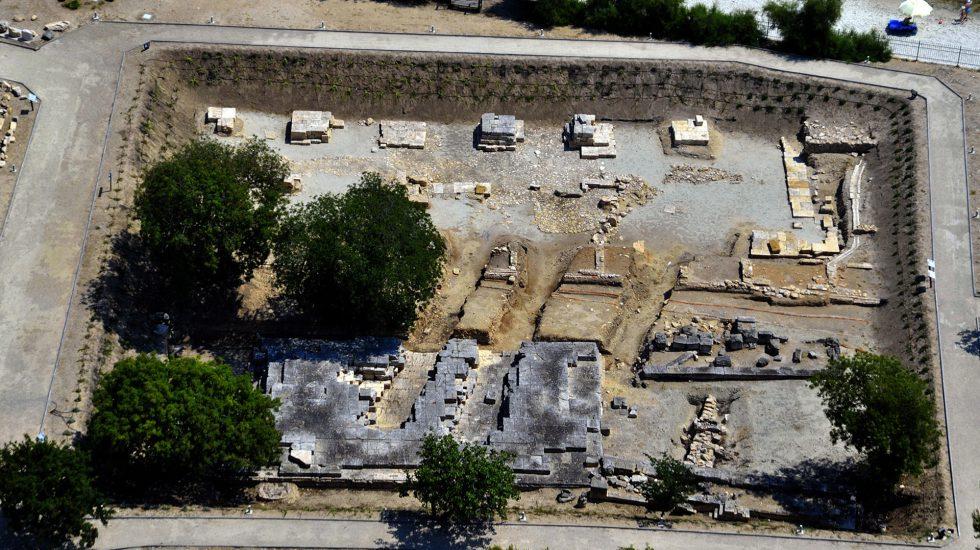 The Sanctuary of Zeus Ammon and Dionysus