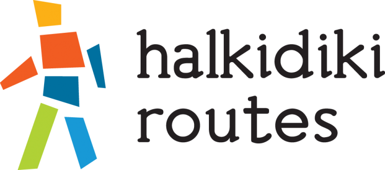 Logo of Halkidiki Routes