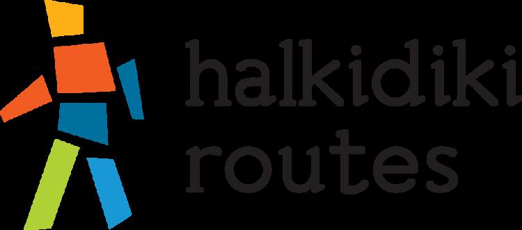 Logo of Halkidiki Routes